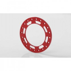 Replacement Beadlock Ring Red :TRO 1.7 Wheel