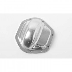 D44 Aluminum Diff Cover Silver