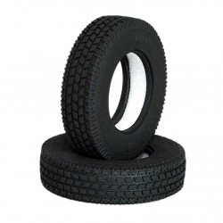 Roady 1.7 inch commercial 1/14 Semi truck Tires (2)