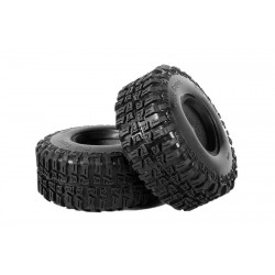 RC4WD Dick Cepek 2.2 Mud Country Scale Tires (2) [Z-T0042]