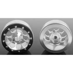 Truescale Series 1.7 aluminum wheels set of four
