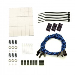 6 Led Add-On for Rpm Roof Canisters 3mm 14