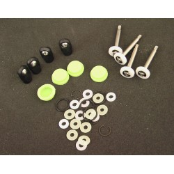 Shock Rebuild Kit for Hot Racing MLT363R08