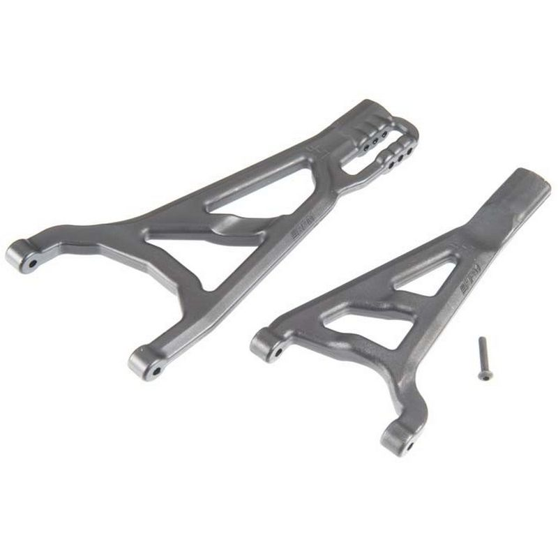 RPM Front Left A-Arms Black Traxxas Summit