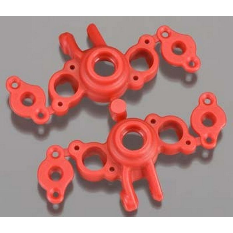 Axle Carriers Red 1/16 Slash