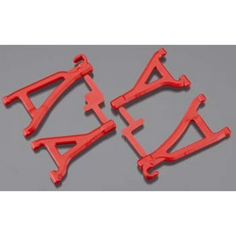 Front Upper/Lower a-Arms Red