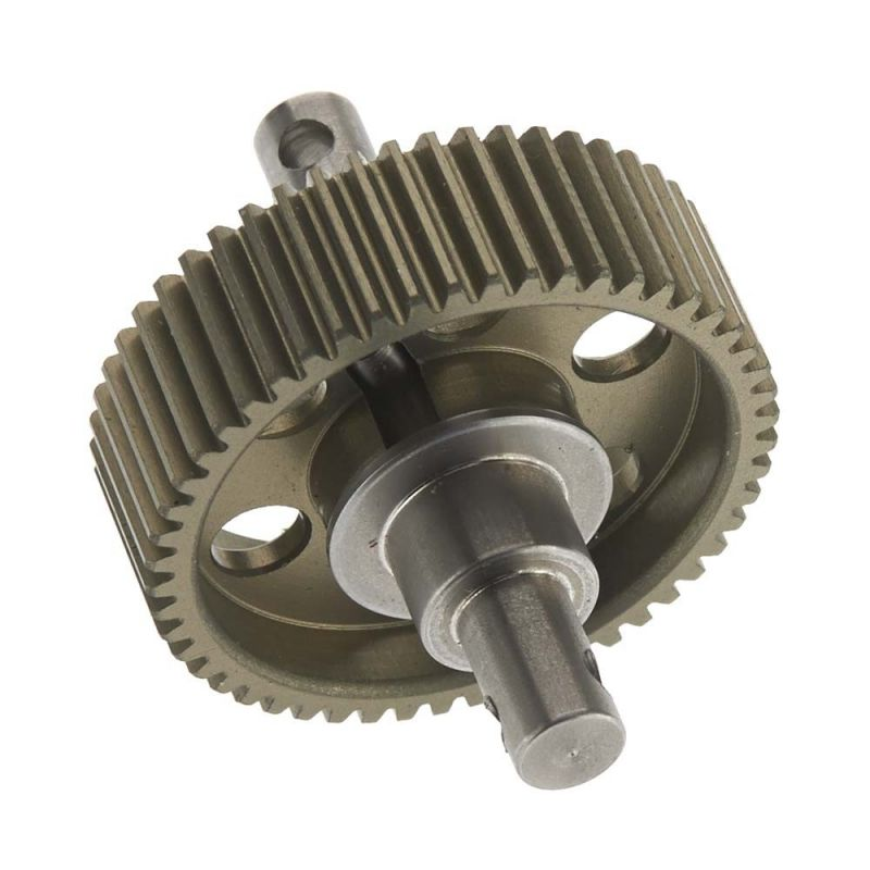 Lightened Competition Output Gear Alum/Steel Shaft