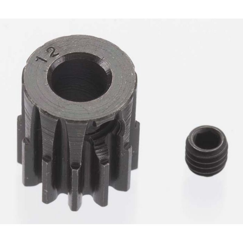 12T 32P Extra Hard Steel Pinion Gear 5mm Bore