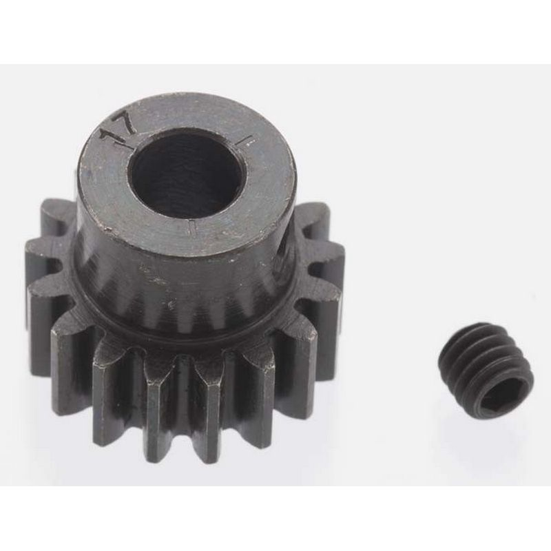 17T 32P Extra Hard Steel Pinion Gear 5mm Bore