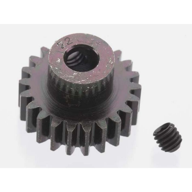 22T 32P Extra Hard Steel Pinion Gear 5mm Bore