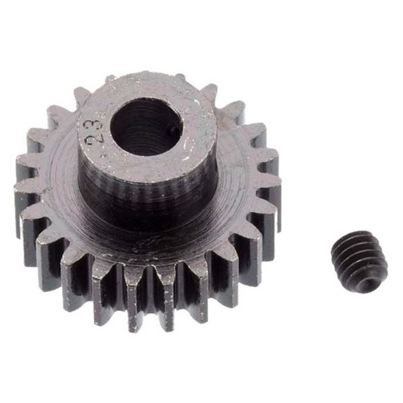23T 32P Extra Hard Steel Pinion Gear 5mm Bore