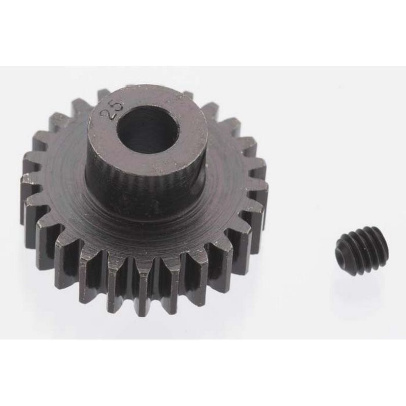 25T 32P Extra Hard Steel Pinion Gear 5mm Bore