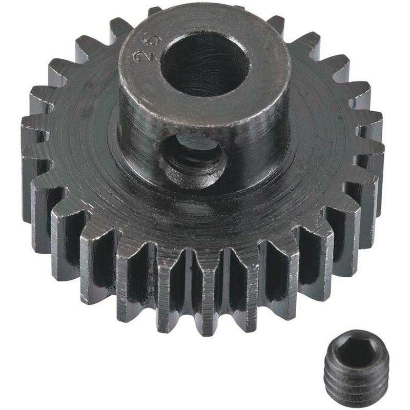 26T 32P Extra Hard Steel Pinion Gear 5mm Bore