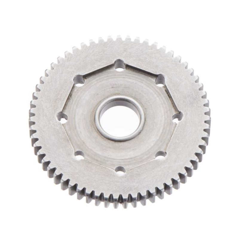 Mini Spur Gear 48P 59T Machined Steel Losi