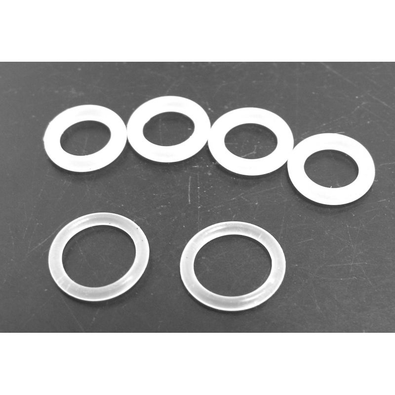 Hot Racing Replacement Silicone O-Rings for TD***T (6) [RTD48RR]