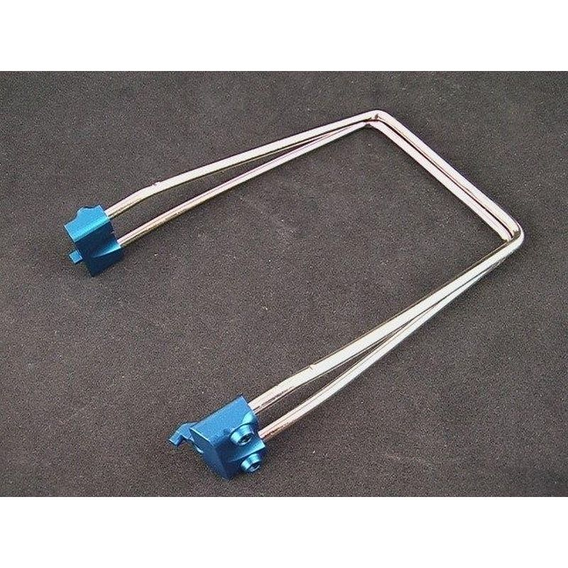Blue Double Spring Steel Wire Roll Bar