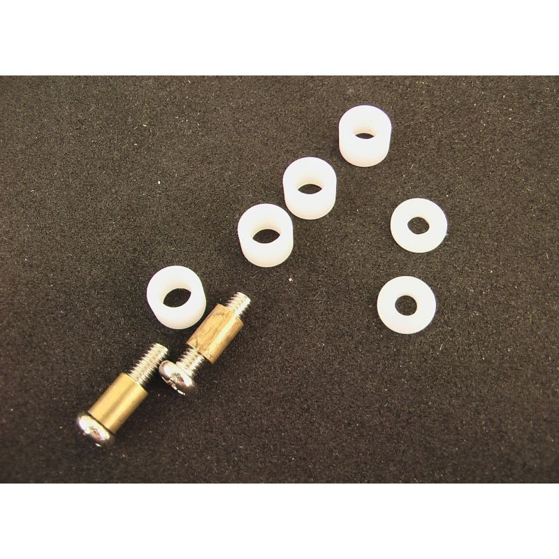 Hot Racing replacement hardware for WK2108 [RWK21]