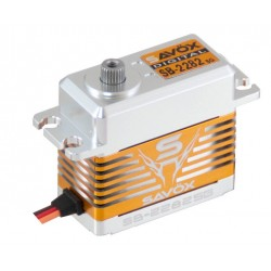 High Voltage Brushless Digital Servo 0.075/319.4 @7.4v