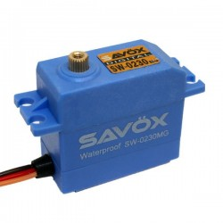 Waterproof Standard Digital Servo .13/111.1 High Voltage