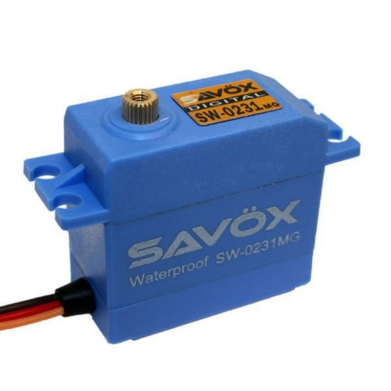 Waterproof Standard Digital Servo .15/208