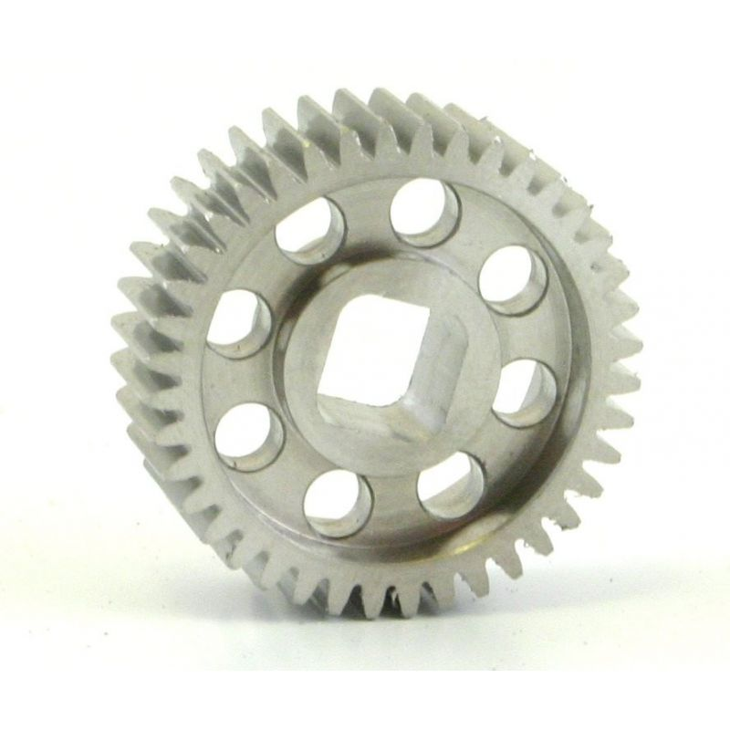 Stainless Steel Main Gear 40t Ccr