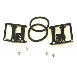 Black Lower CG 2/3A pack mount