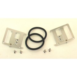 Silver Lower CG 2/3A pack mount