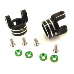Aluminum C-Hub Carrier Set - Axial SCX10 AX10