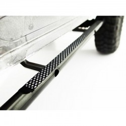 Aluminum Rock Rail Side Step (2) - Axial SCX10 Jeep 4-Door