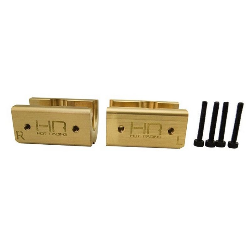 Brass Axle Weight 70 G Each Scx Ii