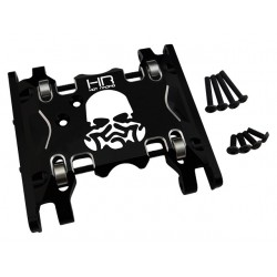 Aluminum Bearing Roller Skid Plate for 2-Speed