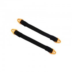 Suspension Travel Limit Straps 100mm (2)