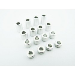 M3 Aluminum Standoff Spacer Set (4x)(3-5-7-9mm)