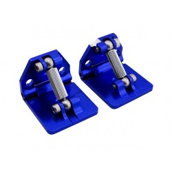 Blue Aluminum Adjustable Trims Tabs