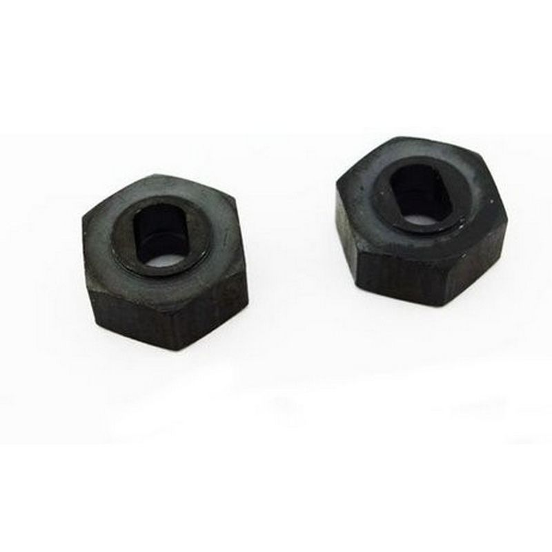 Replacement 12mm Hex Hub for Sscx288 and Scx12 Axles (2)