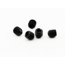 M4x4mm Set Screws (5)