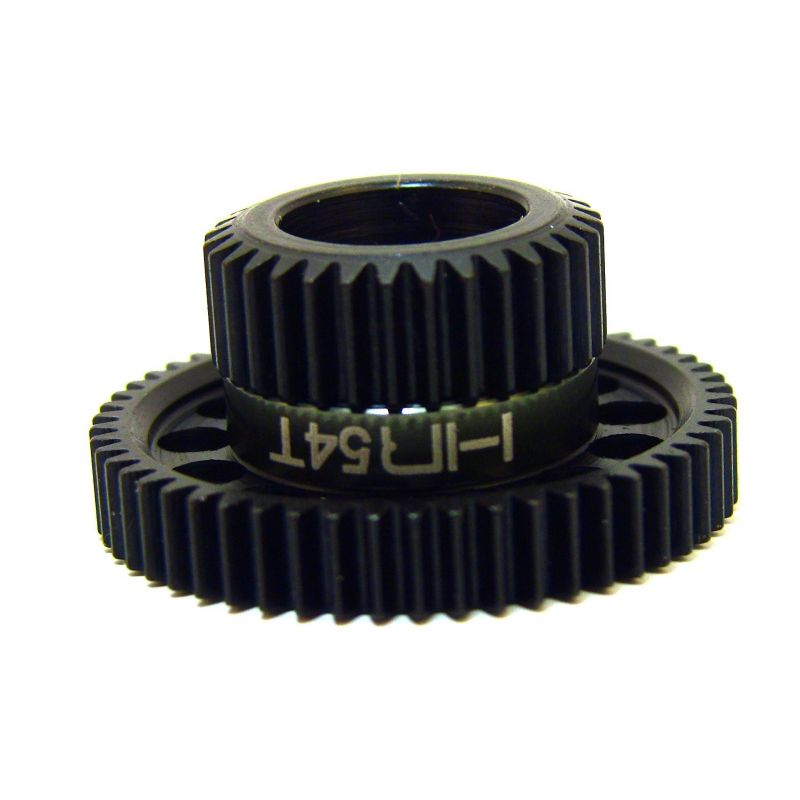Hot Racing Light Machined Steel 32T-54T Idler Gear - HPI Savage XS [SSXS3254]