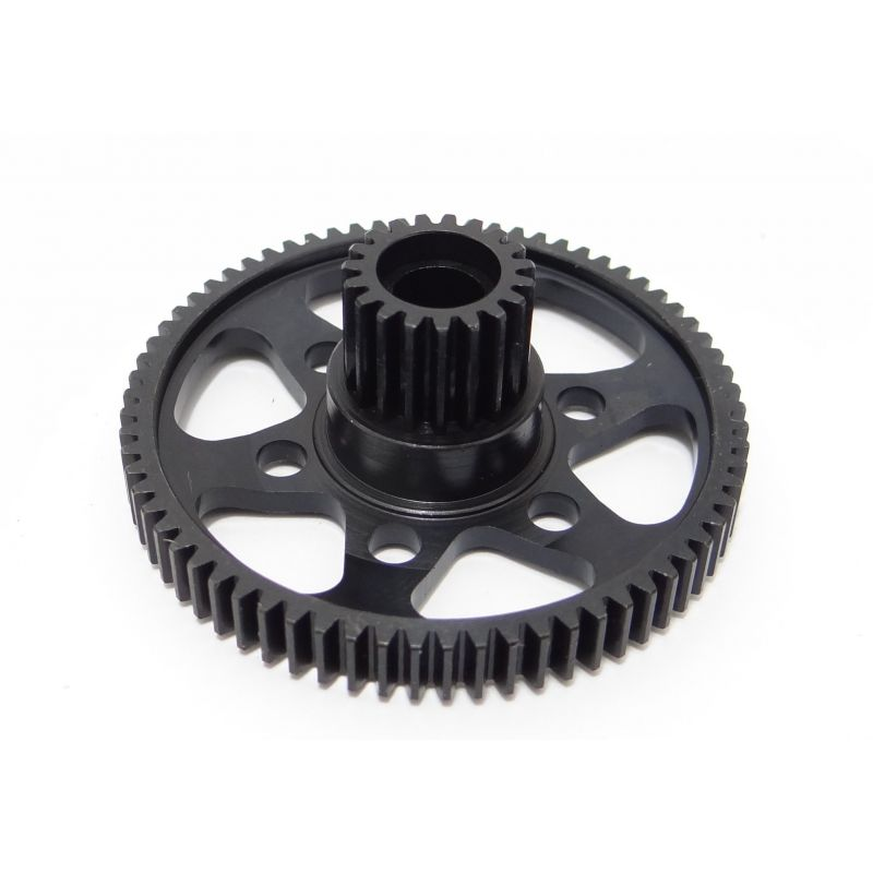 Hot Racing 70/19T Steel Counter Spur Gear [STBR7019T]