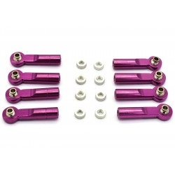 Purple 7075 Turnbuckle Ball End (8)