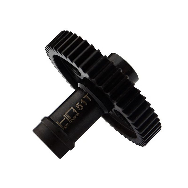 Hot Racing 51T Steel Transmission Output Gear [SXMX51P]
