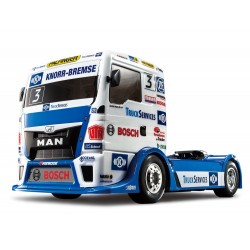 Tamiya Team Hahn Racing 58632 Clear Cab Body (clear cab only no decals) [1825883]