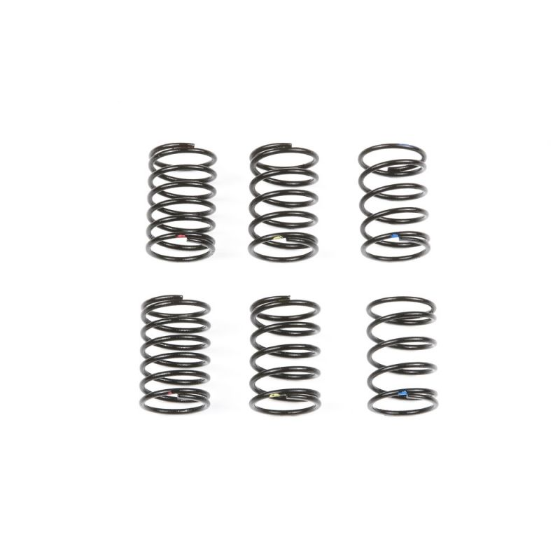 Suspension Springs Short/Black Touring Cars
