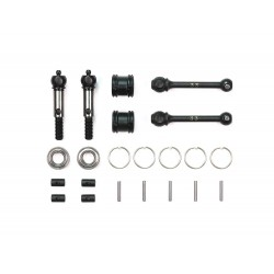 Tamiya RC Double Cardan Joint Shaft - 33mm (2 pieces) [42312]