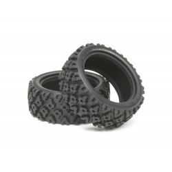 1.9 Inch Block Soft Rally Tires (2)