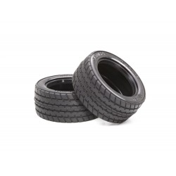 RC 60D M-Grip Radial Tires for Tamiya M Chassis
