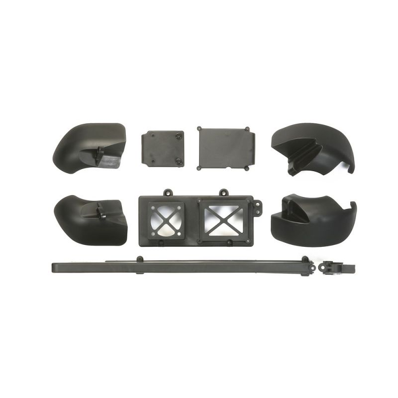 Chassis L Parts Wheel Well Liner Xv-01