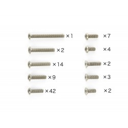 Titanium Screw Set M06