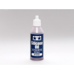 RC Silicone Oil 550