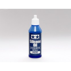 RC Silicone Oil 600