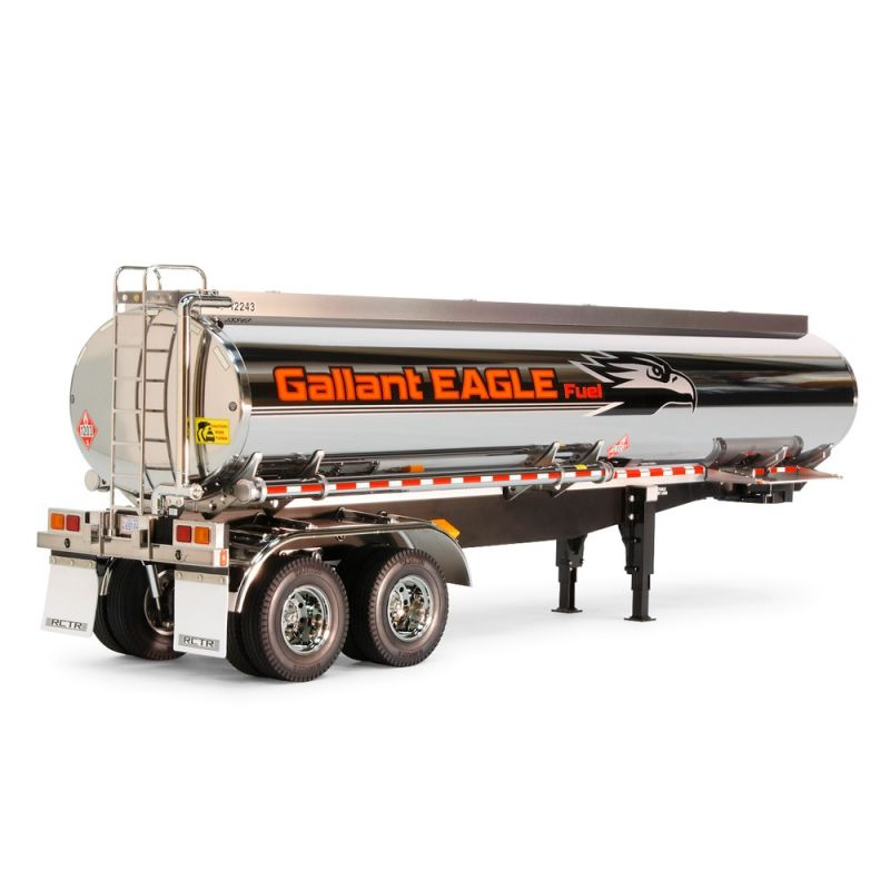 1/14 Fuel Tank-Trailer for Tamiya Tractor Truck